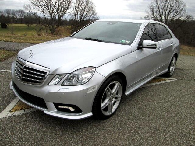 Used 2011 mercedes benz e class e550 sedan 4matic for sale for Mercedes benz e550 4matic