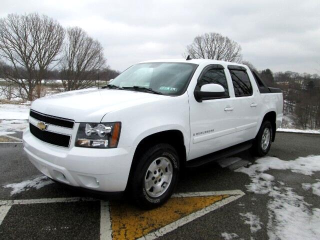 used 2007 chevrolet avalanche lt 4wd for sale in. Black Bedroom Furniture Sets. Home Design Ideas