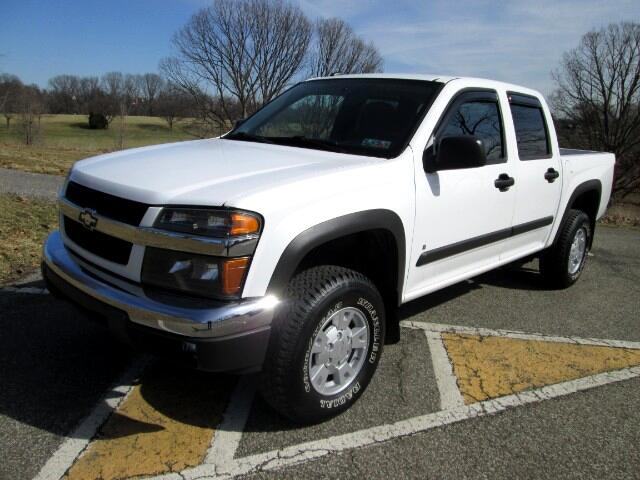 used 2008 chevrolet colorado lt1 crew cab 4wd for sale in. Black Bedroom Furniture Sets. Home Design Ideas