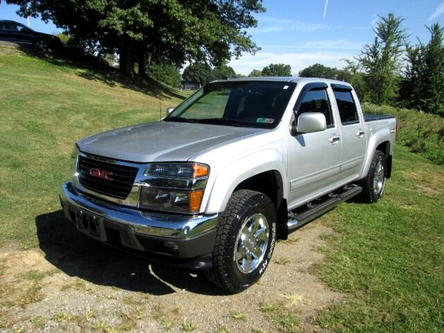used 2010 gmc canyon sle 1 crew cab 4wd for sale in pittsburgh pa 15234 martin auto gallery. Black Bedroom Furniture Sets. Home Design Ideas