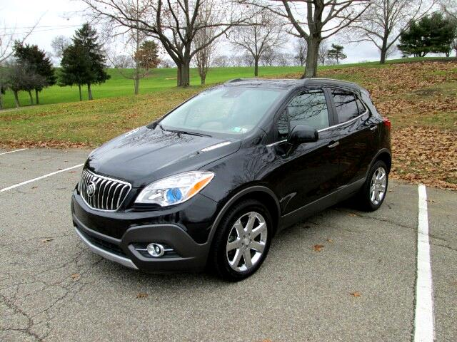 used 2013 buick encore premium awd for sale in pittsburgh pa 15234 martin auto gallery. Black Bedroom Furniture Sets. Home Design Ideas