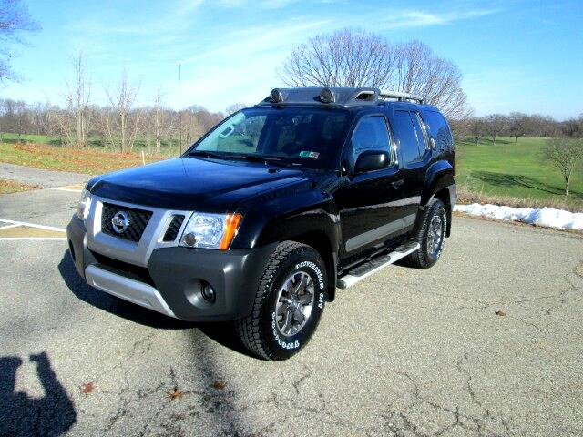 used 2014 nissan xterra pro 4x 5at 4wd for sale in pittsburgh pa 15234 martin auto gallery. Black Bedroom Furniture Sets. Home Design Ideas