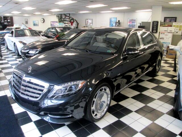 Used 2016 mercedes benz maybach s600 sedan for sale in for Used mercedes benz s600 for sale