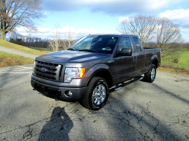 ford   stx supercab  ft bed wd  sale
