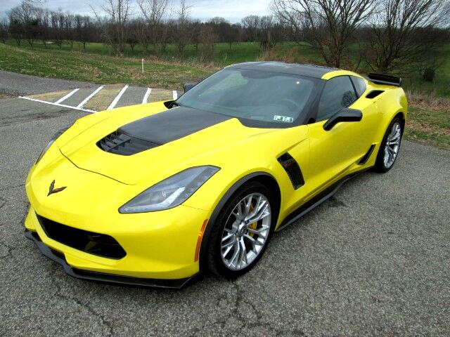used 2016 chevrolet corvette 2lz z06 coupe for sale in pittsburgh pa 15234 martin auto gallery. Black Bedroom Furniture Sets. Home Design Ideas