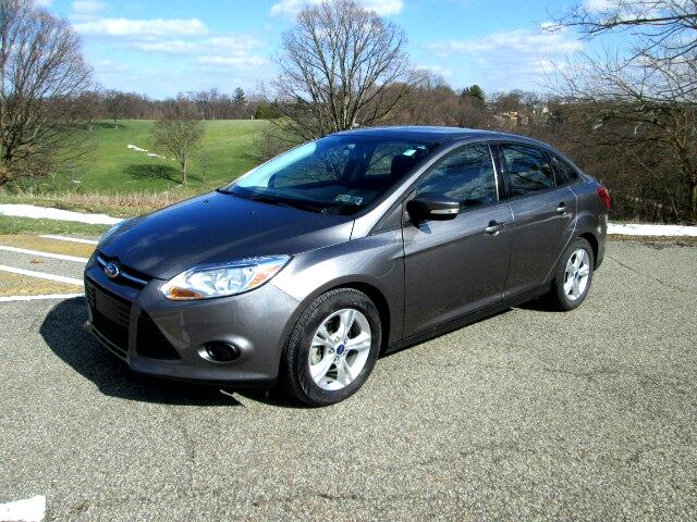 used 2014 ford focus se sedan for sale in pittsburgh pa 15234 martin auto gallery. Black Bedroom Furniture Sets. Home Design Ideas