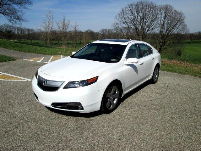 2012 Acura TL 6-Speed AT SH-AWD