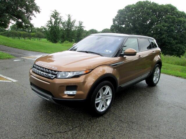 2014 Land Rover Range Rover Evoque Pure Plus 5-Door