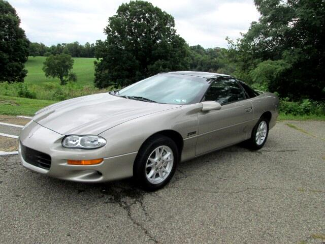 2001 Chevrolet Camaro Z28 Coupe