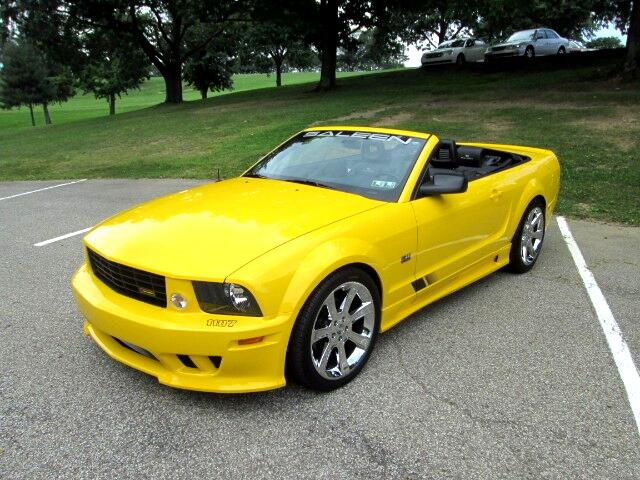 2005 Ford Mustang SALEEN 281