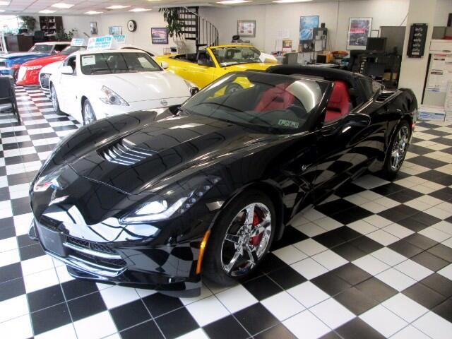 2015 Chevrolet Corvette 2LT Coupe Automatic