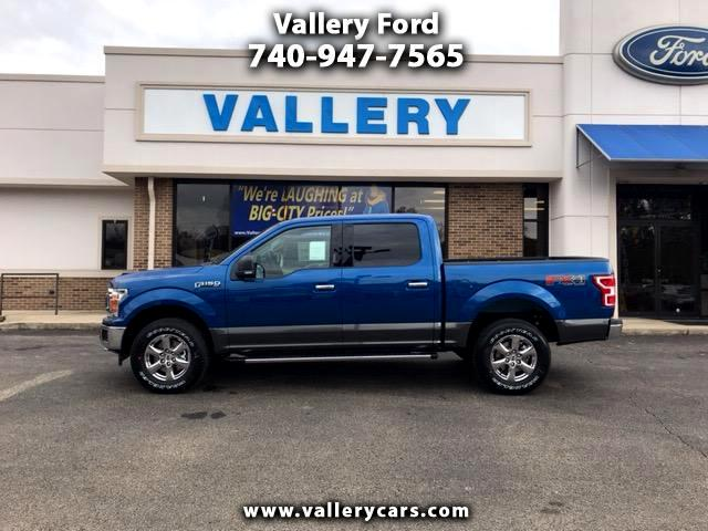 2018 Ford F-150 XLT 4x4 SuperCrew