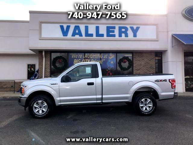 2018 Ford F-150 XL 4WD
