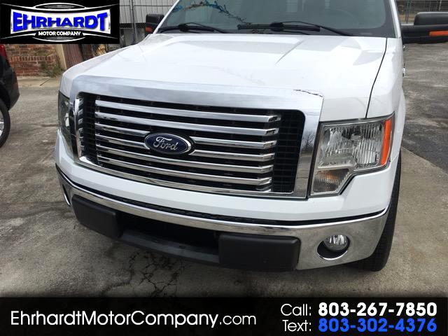 "2011 Ford F-150 2WD SuperCrew 150"" XLT"