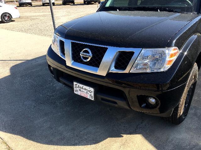 2015 Nissan Frontier Desert Runner King Cab 5AT 2WD