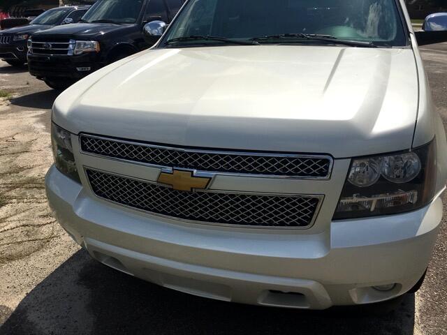 2014 Chevrolet Tahoe 4WD 4dr 1500 LTZ