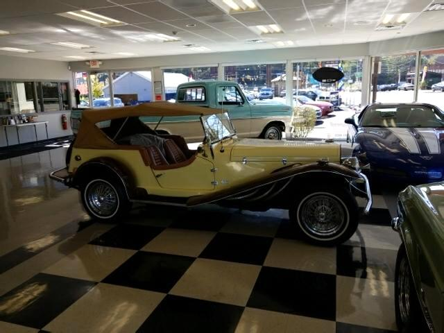 1929 Gazelle Kit Car Deluxe