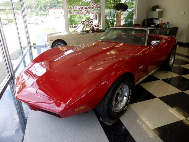 1973 Chevrolet Corvette Stingray