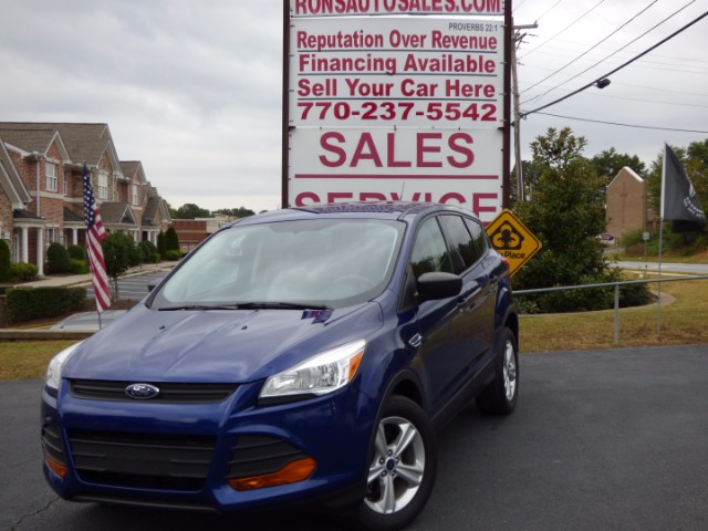 2014 Ford Escape S FWD