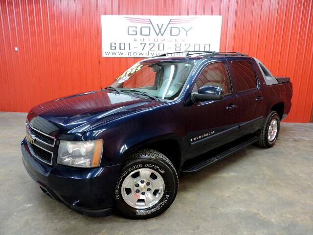 2007 Chevrolet Avalanche LT 4WD NAVI SUNROOF DVD