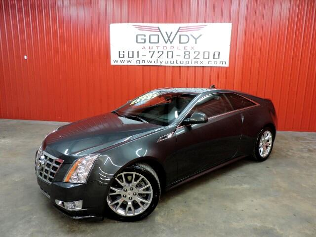 2014 Cadillac CTS Coupe Premium RWD