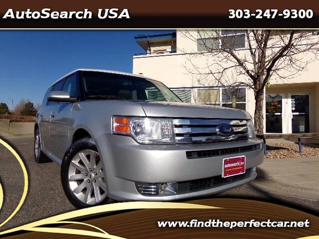 2009 Ford Flex SEL FWD