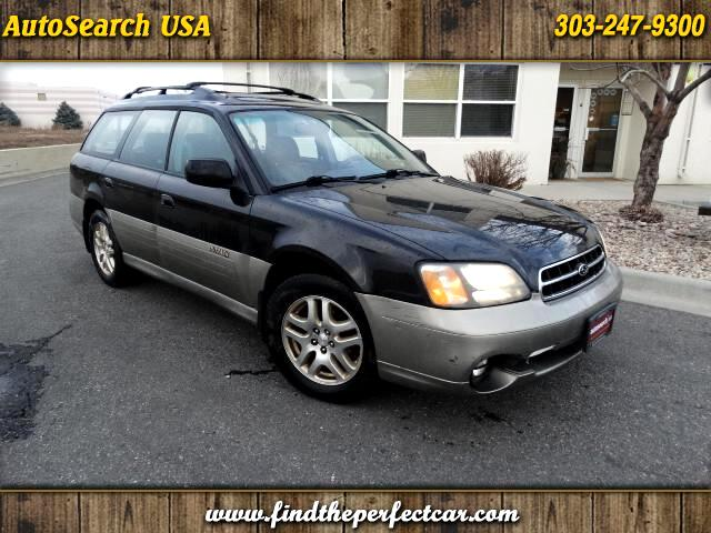 2000 Subaru Outback Limited Wagon