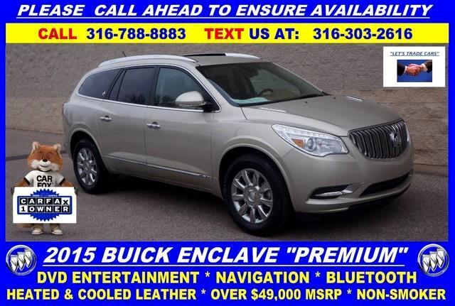 2015 Buick Enclave Premium FWD