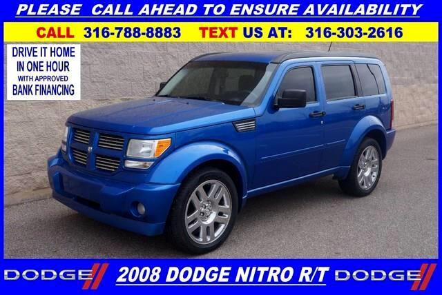 2008 Dodge Nitro R/T 2WD