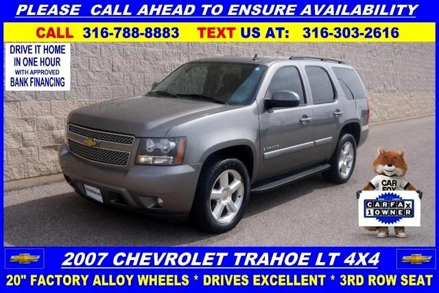 2007 Chevrolet Tahoe 4WD 4dr LT