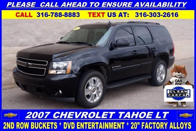 2007 Chevrolet Tahoe LT3 2WD
