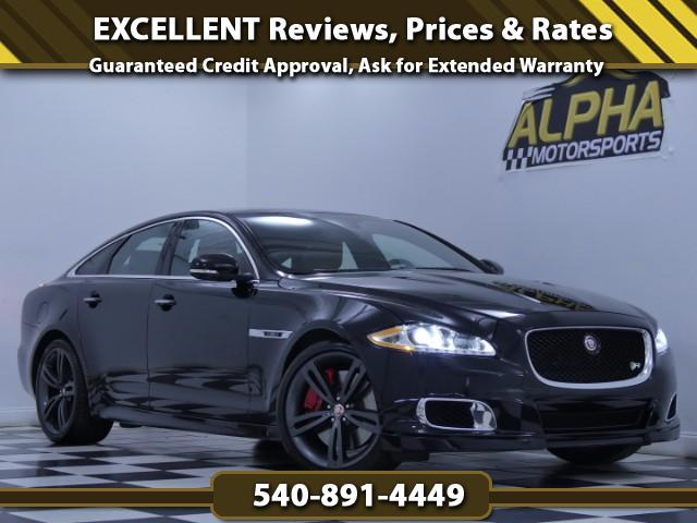 2014 Jaguar XJ-Series XJR Supercharged