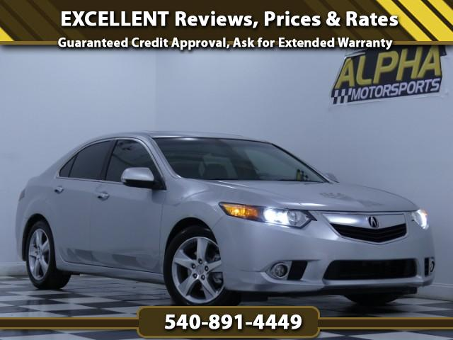 2012 Acura TSX w/ Technology Package