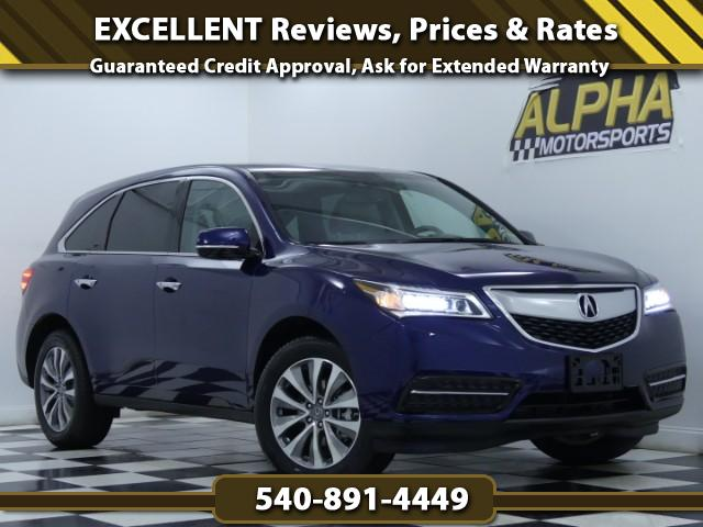 2015 Acura MDX SH-AWD w/ Technology Packge
