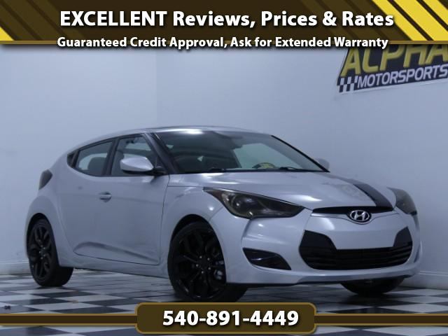 2013 Hyundai Veloster 3dr cpe