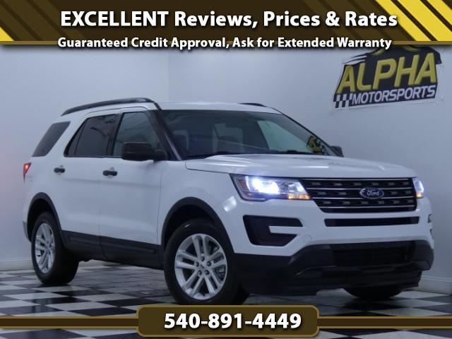 2016 Ford Explorer 4WD