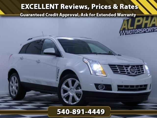 2016 Cadillac SRX Performance Collection AWD