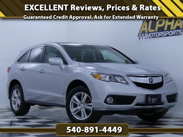 2013 Acura RDX AWD w/ Technology Package