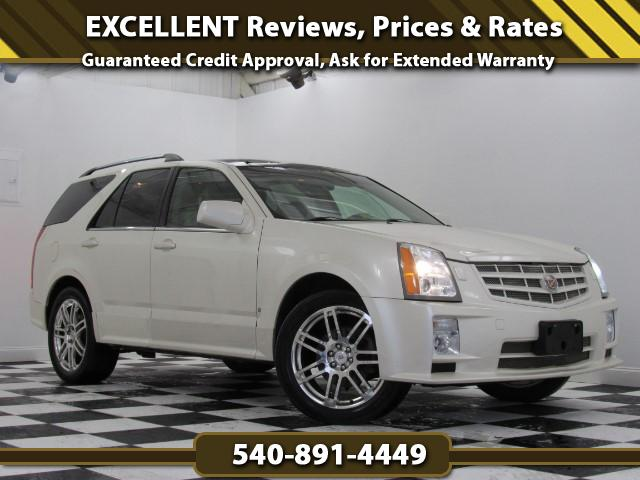 used 2007 cadillac srx for sale in fredericksburg va 22408. Black Bedroom Furniture Sets. Home Design Ideas