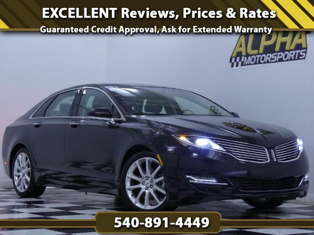 Used 2015 Lincoln MKZ , $19250