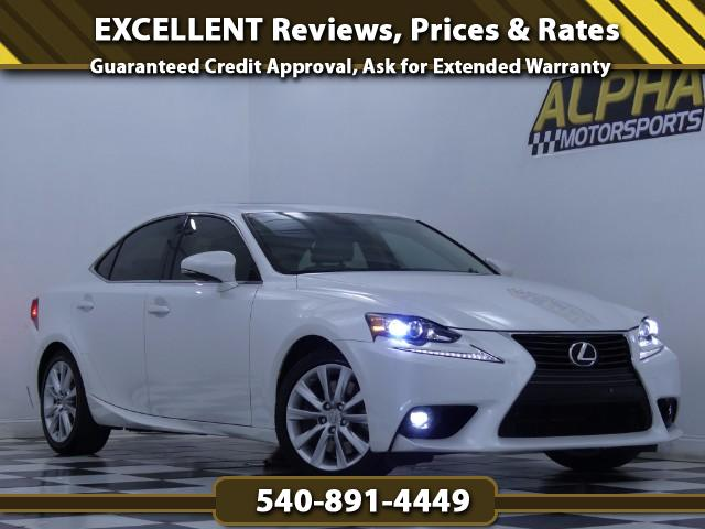 Used 2016 Lexus IS, $28450