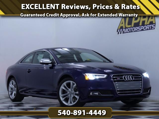 2014 Audi S5 3.0T Premium Plus Coupe