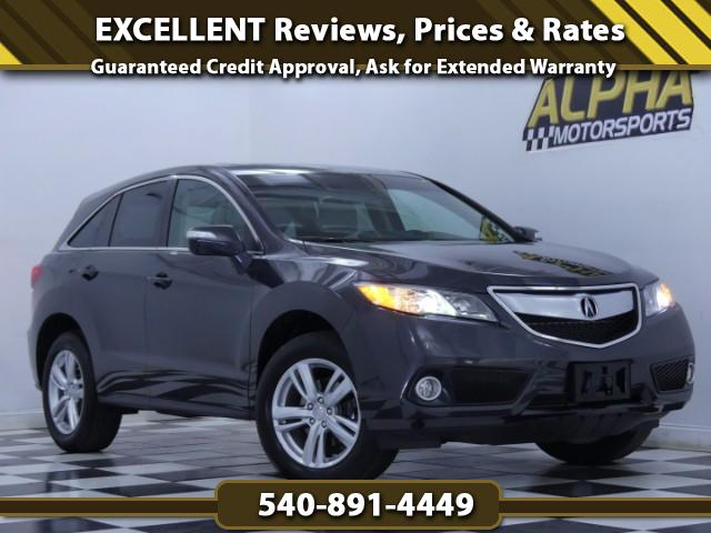 2014 Acura RDX AWD w/ Technology Package