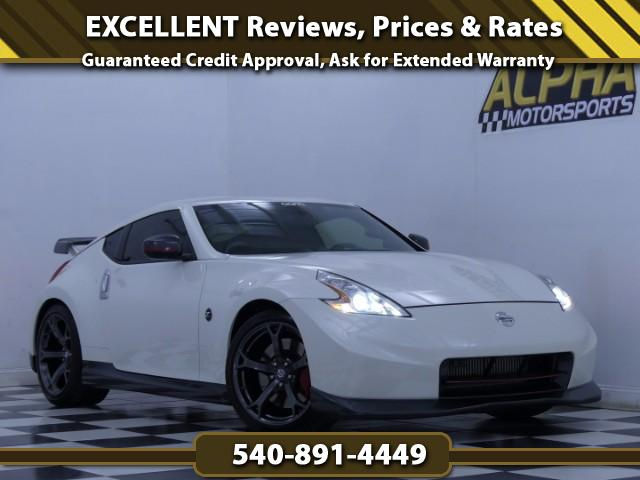 2014 Nissan Z 370Z Coupe NISMO 6MT