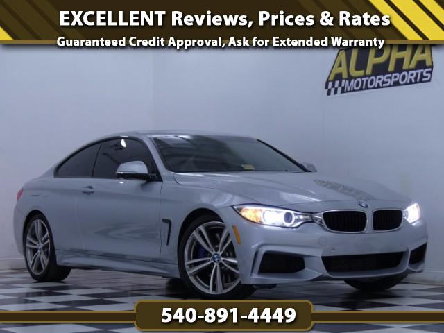 2014 BMW 435i w/ M Sport Package