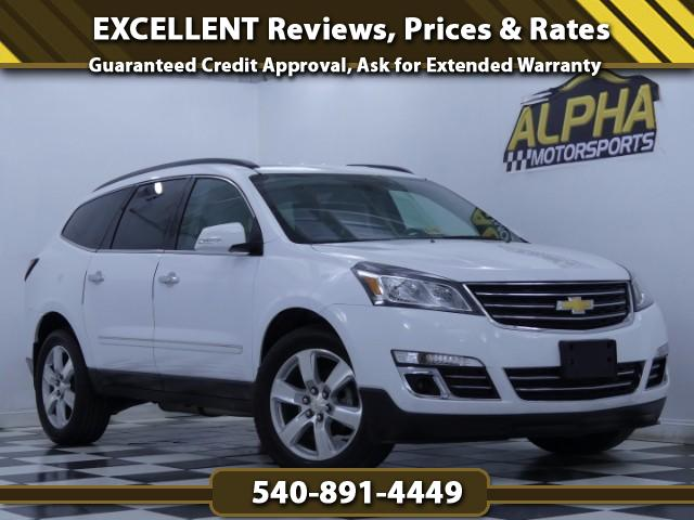 Used 2016 Chevrolet Traverse, $30900