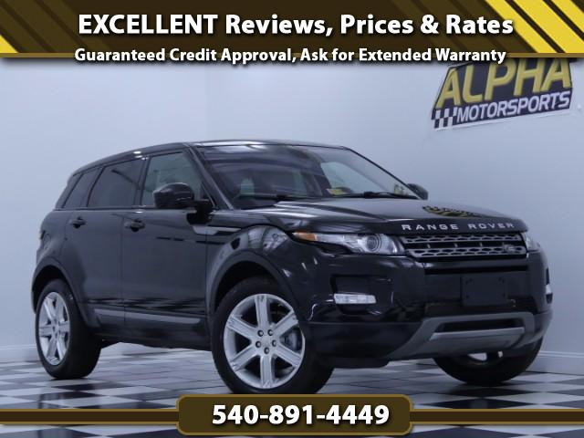 Used 2015 Land Rover Range Rover Evoque, $32900