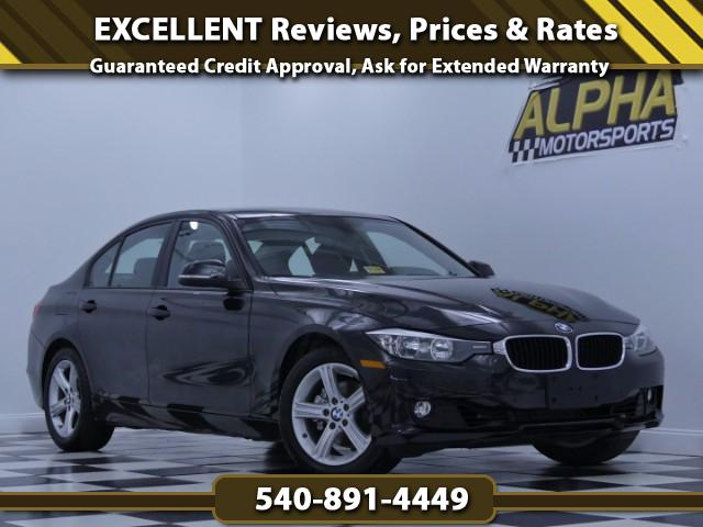 2014 BMW 3-Series 328i xDrive Sedan - SULEV