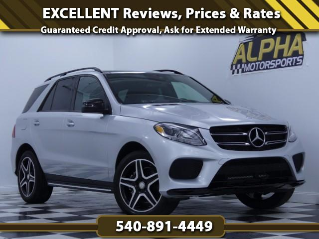 Used 2016 Mercedes-Benz GLE, $50900