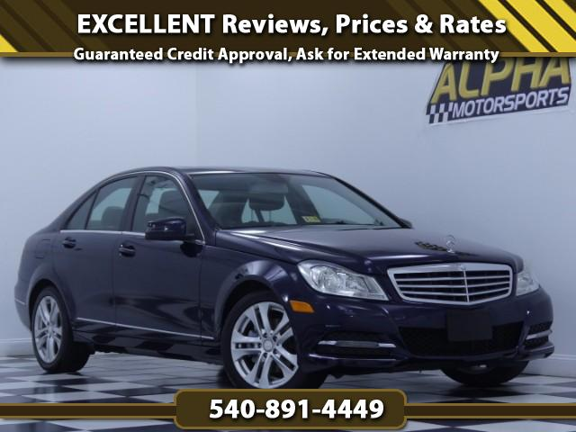 Used 2012 Mercedes-Benz C-Class , $13450